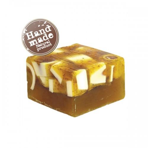 Мыло Лимон и Чайное дерево - Натуральное мыло на глицериновой основе
