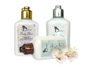 Молочко для тела Perfume collection