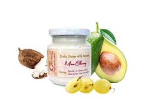 Крем для тела с Авокадо