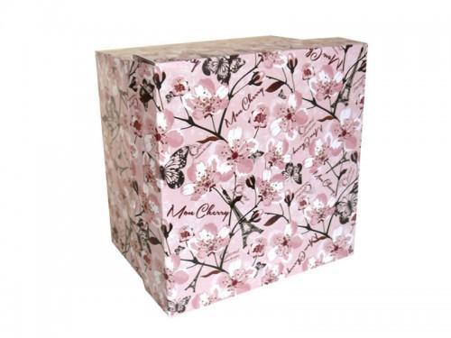 Подарочная коробка с цветочными мотивами Mon Cherry - Аксессуары