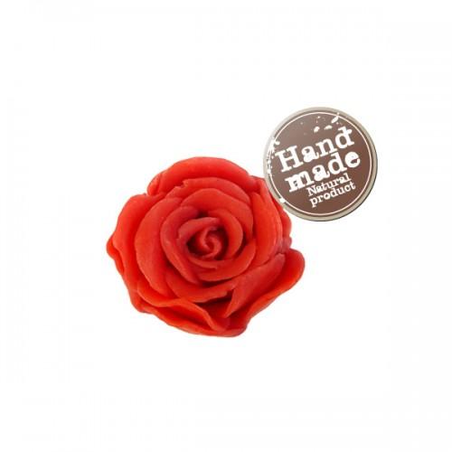 Мыло «Роза» - Натуральное мыло в форме розы