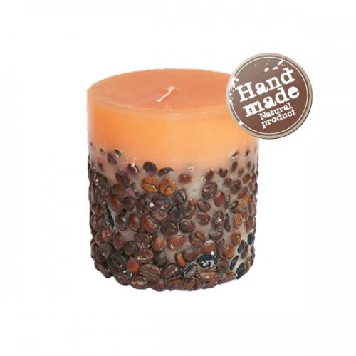 Декоративная свеча Кофе - Декорированные свечи